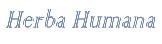 herba_humana